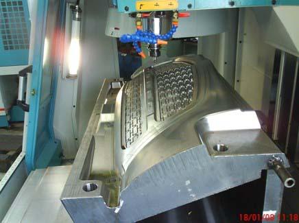 Industria de componentes automotivos