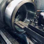 Fabricação de peças usinadas
