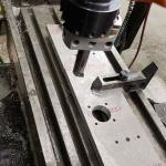 Recuperação de peças industriais